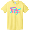 JTF Paint Youth Tee