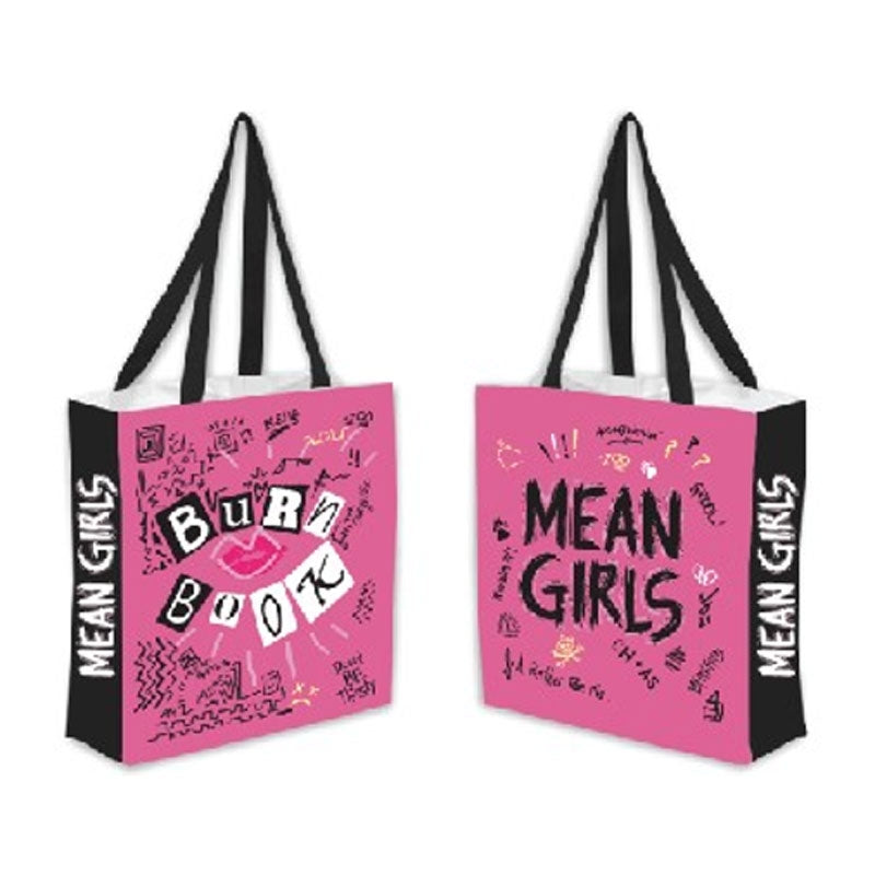 MEAN GIRLS Reusable Tote Bag Image