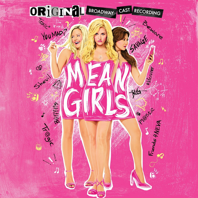 MEAN GIRLS Broadway Cast Recording