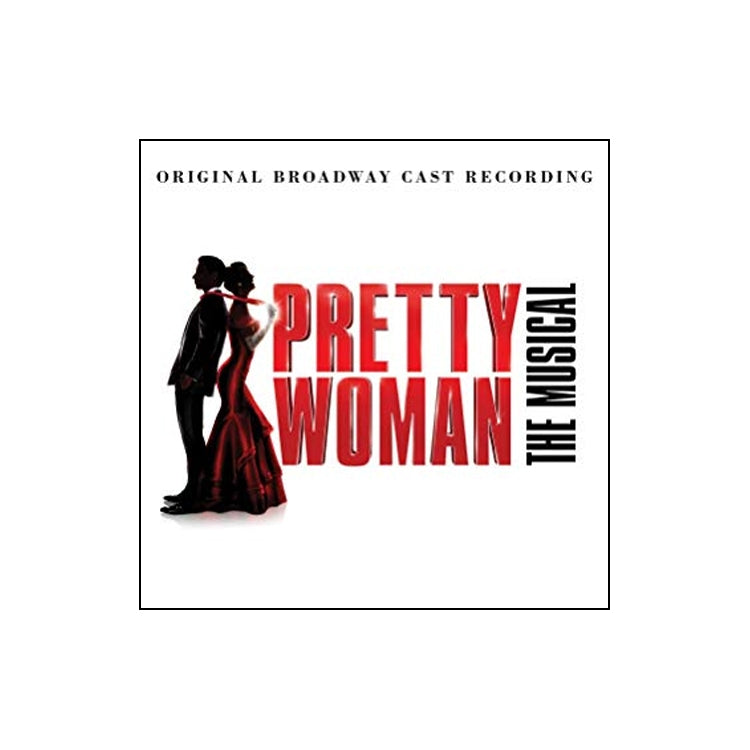 PRETTY WOMAN Cast Recording (Cassette)