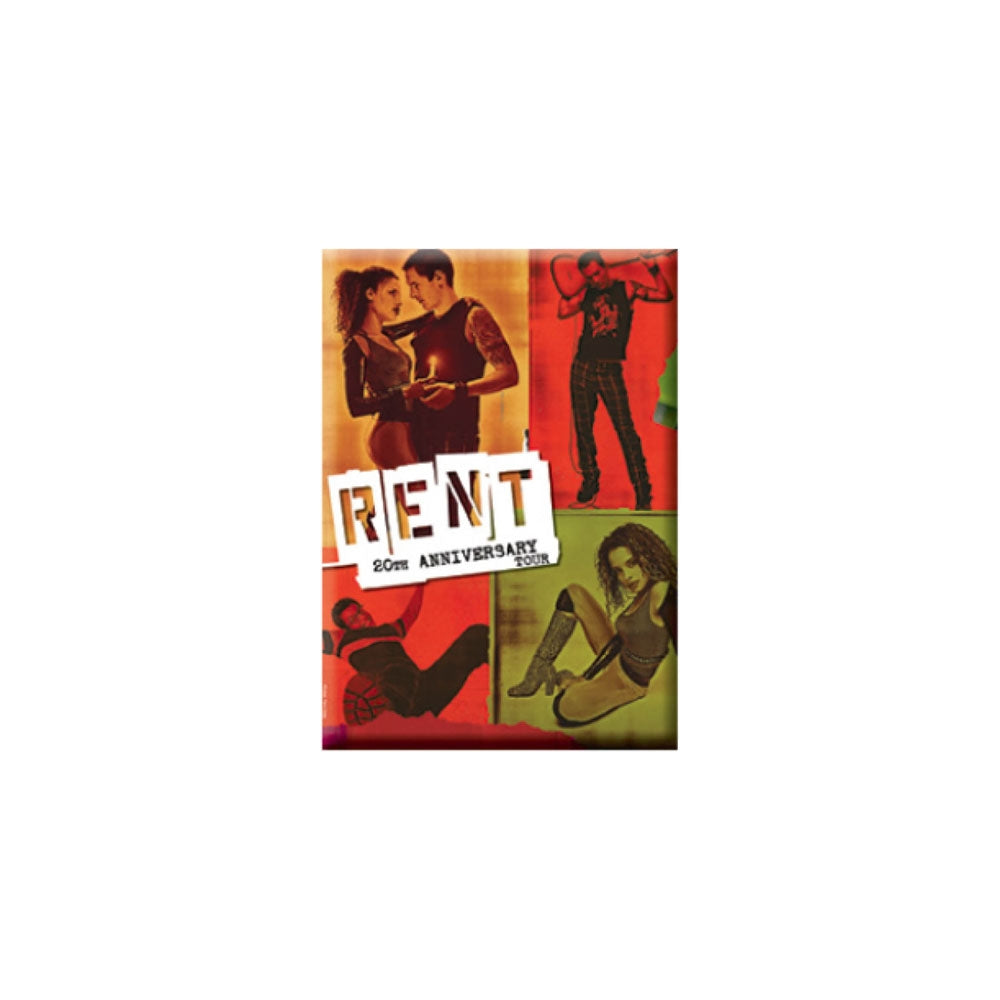 RENT Magnet