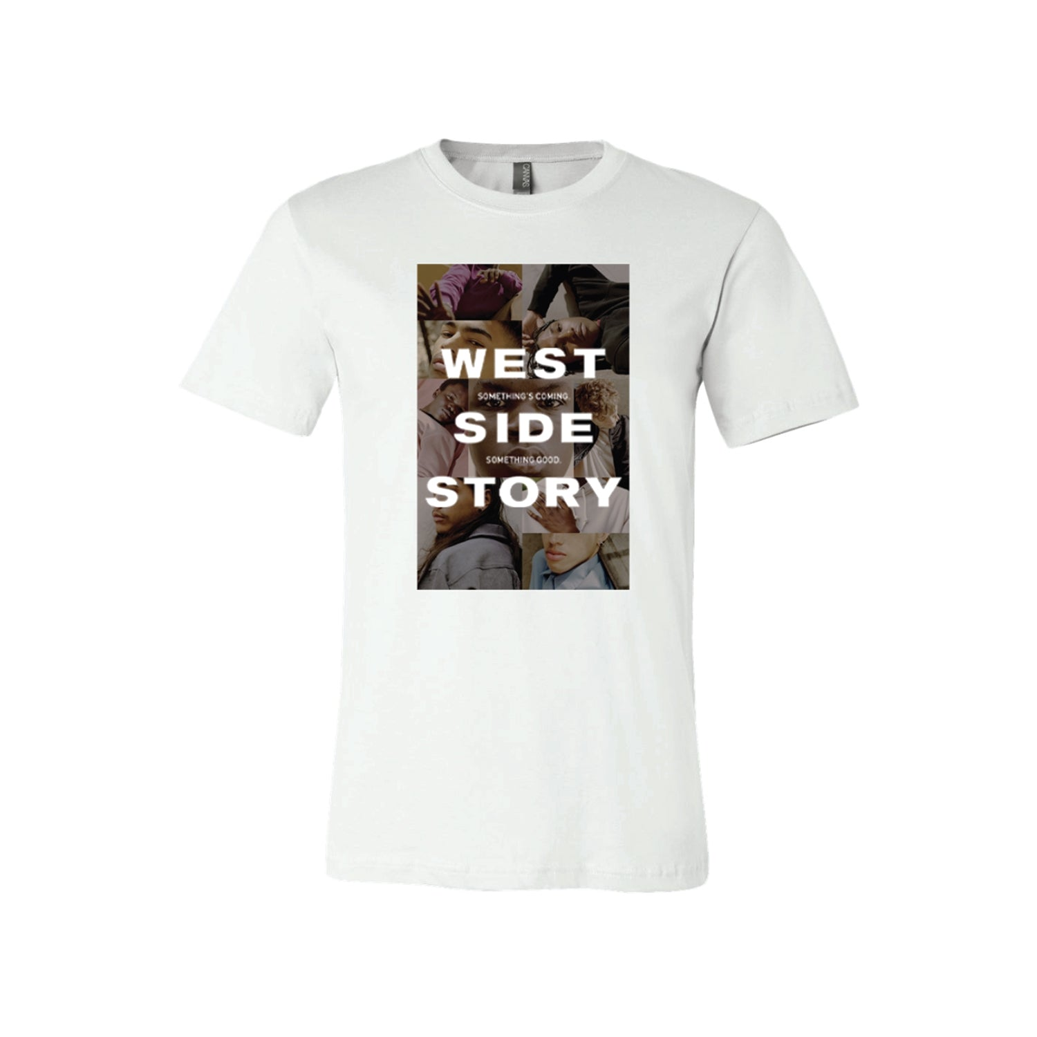 WEST SIDE STORY Photo Grid Tee White Image