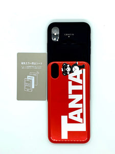 Logo Lil Chappy iPhone X/Xs Card Case