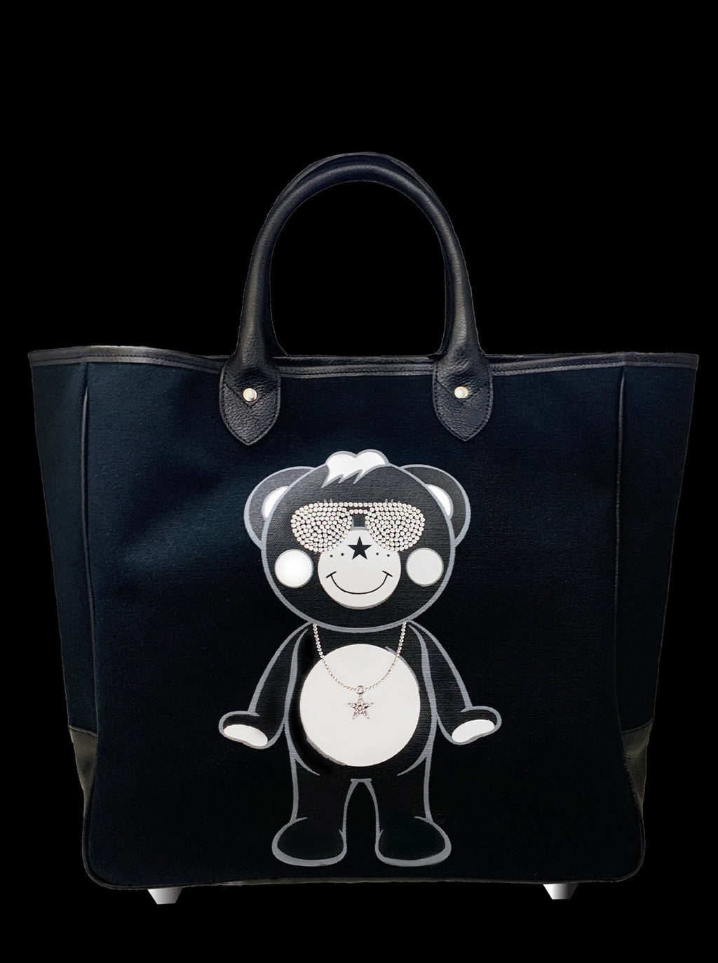 SWAROVSKI® Chappy Tote Bag