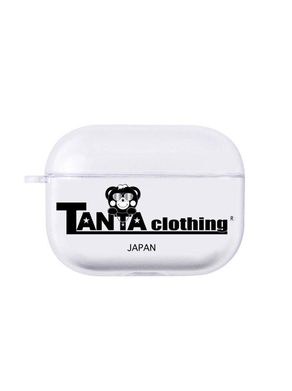 Logo Chappy AirPods Pro TPU Case