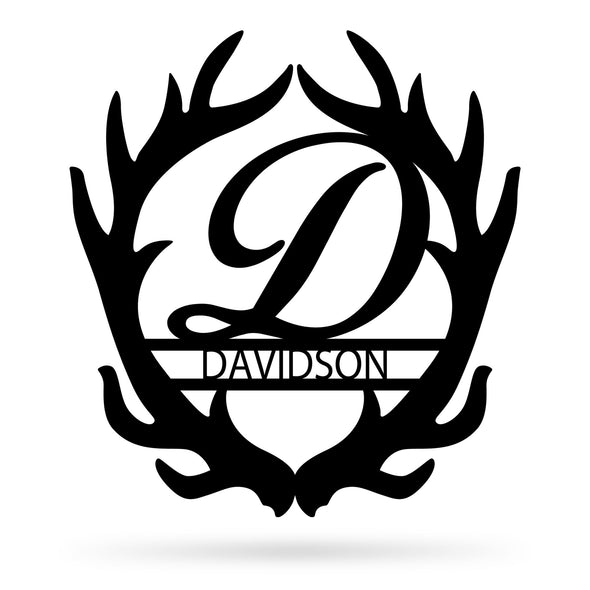 Antler Monogram - Custom