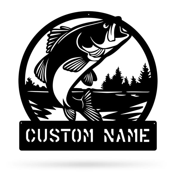 Bass Monogram - Custom