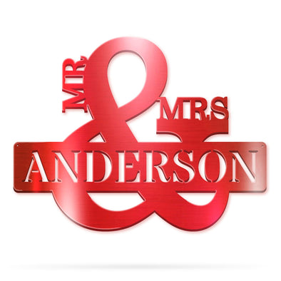 Mr. & Mrs. Monogram - *Limited Edition