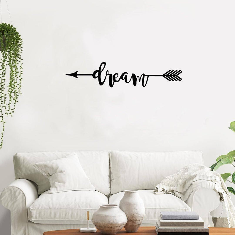 Dream Arrow - Metal Decor