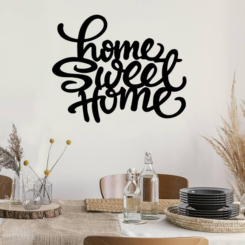 Home Sweet Home - Steel Decor