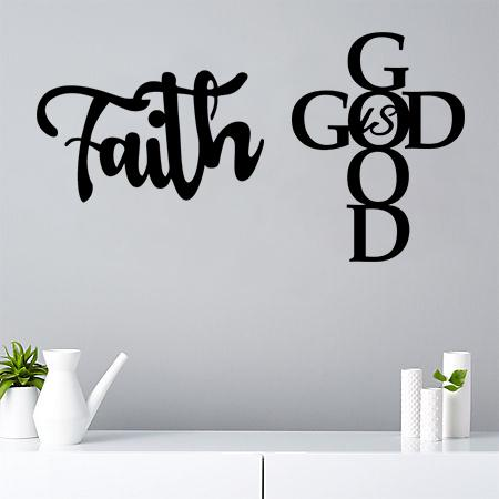 Faith + God Is Good Bundle