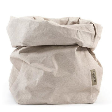 Paper Bag : XL : Cachemire