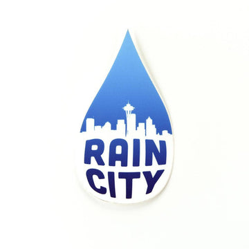 Rain City Sticker