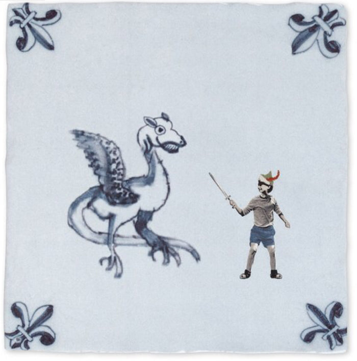 Dragon Warrior Tile