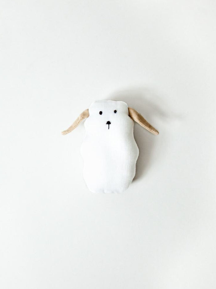 Mini Plush Toy, Sheep