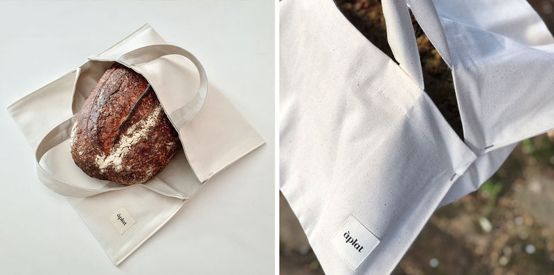 Plat Culinary Tote in Stone