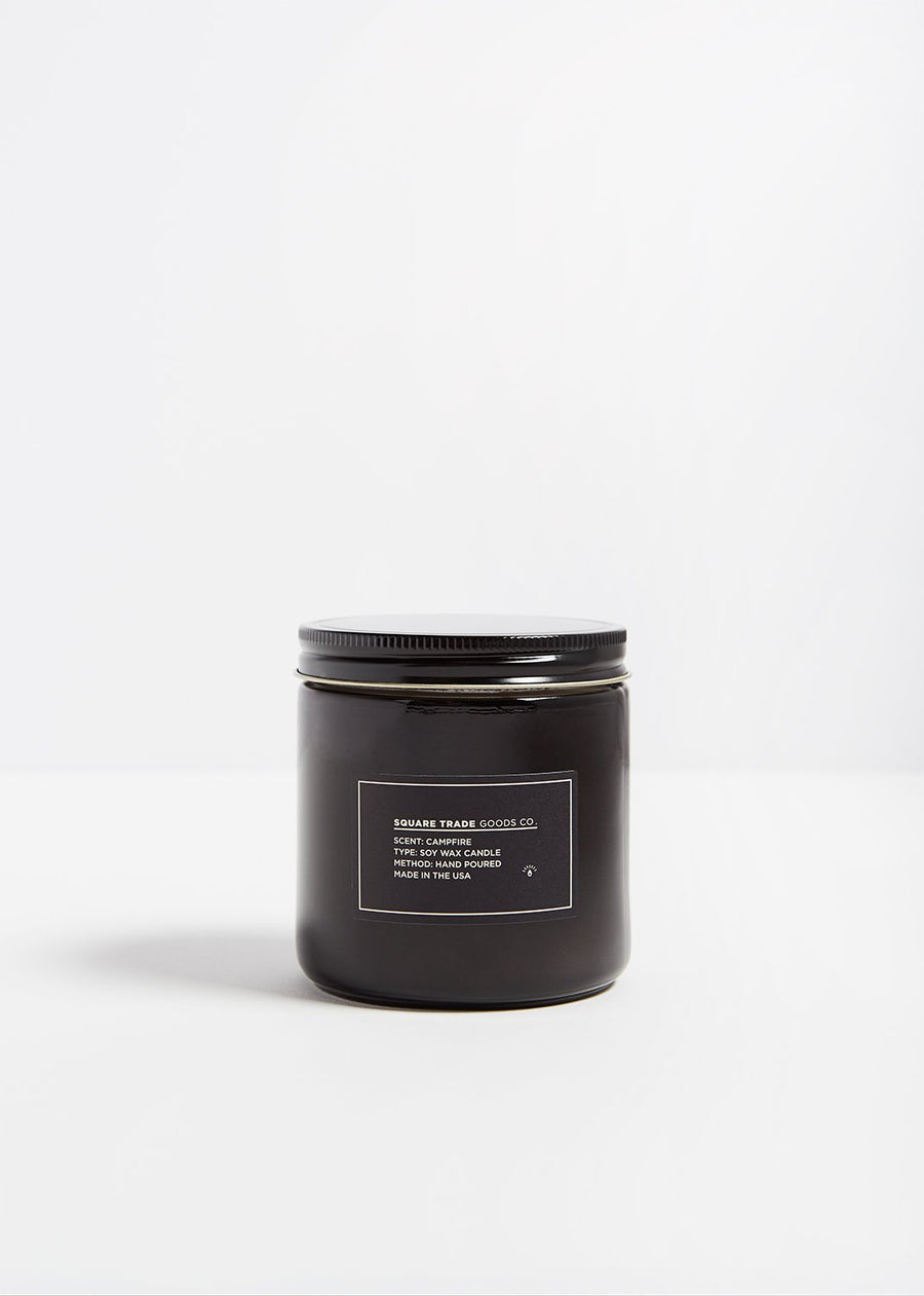 Campfire 16oz Candle
