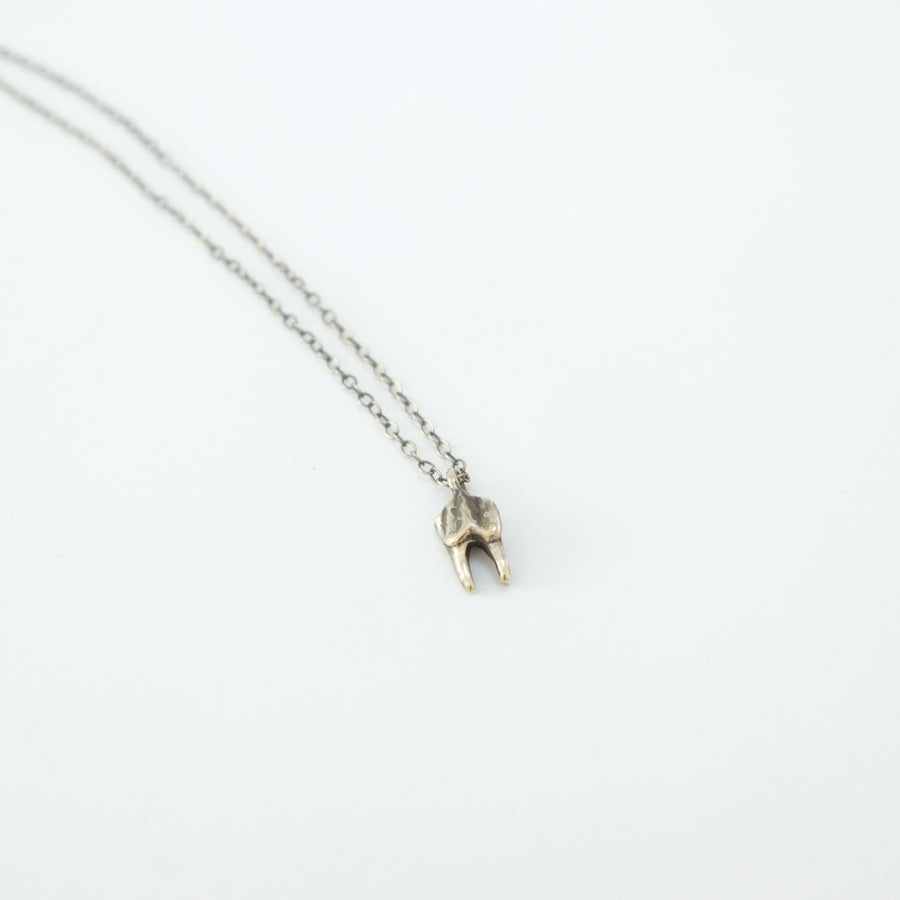 Deer Tooth Necklace