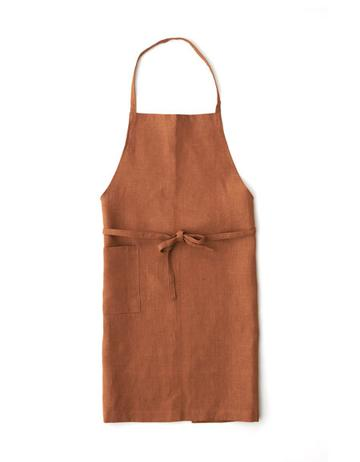 Everyday Apron in Ochre