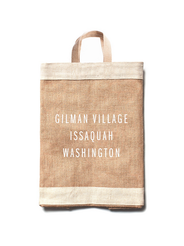 Gilman Village Market Bag