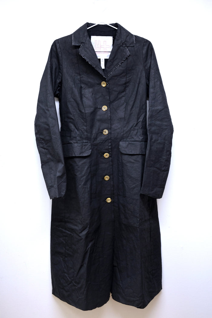 Meredith Coat : Black