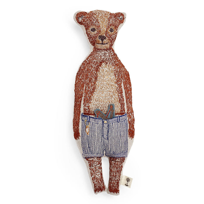 Bear Pocket Doll
