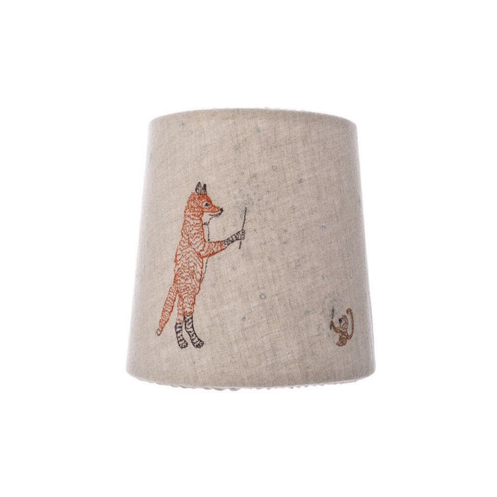 Fox Sparklers Lampshade
