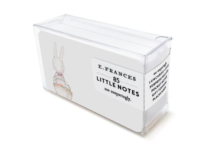 Peter Rabbit Little Notes