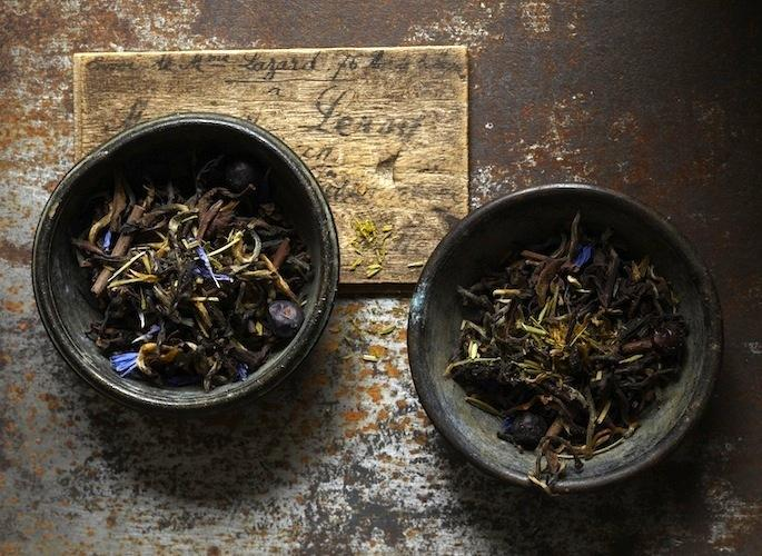 Bellocq Tea : National Parks Dept.