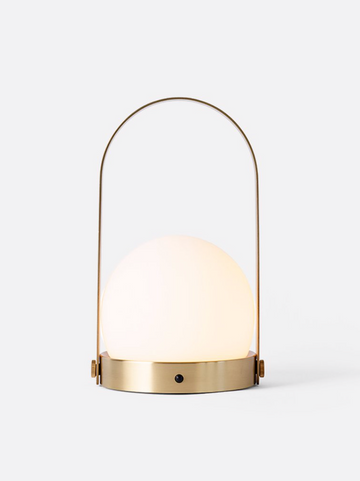 CARRIE Lamp Brass