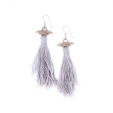Inara Tassel Earrings