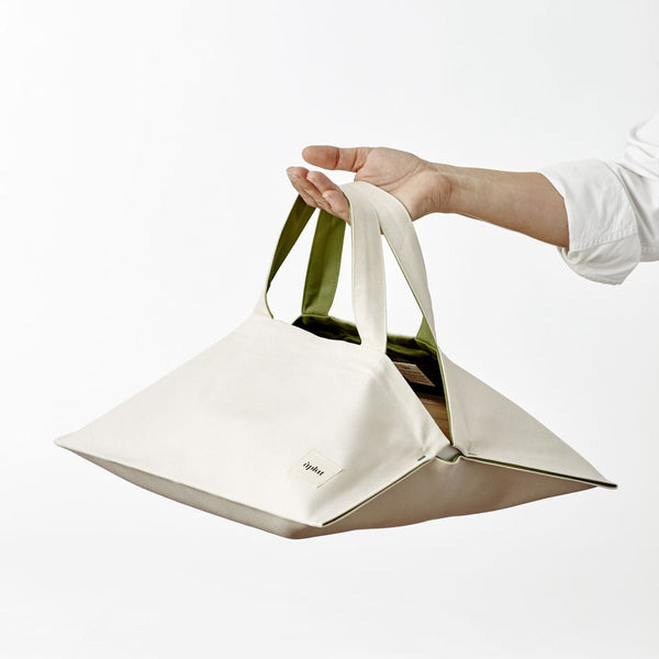 Plat Culinary Tote in Olive