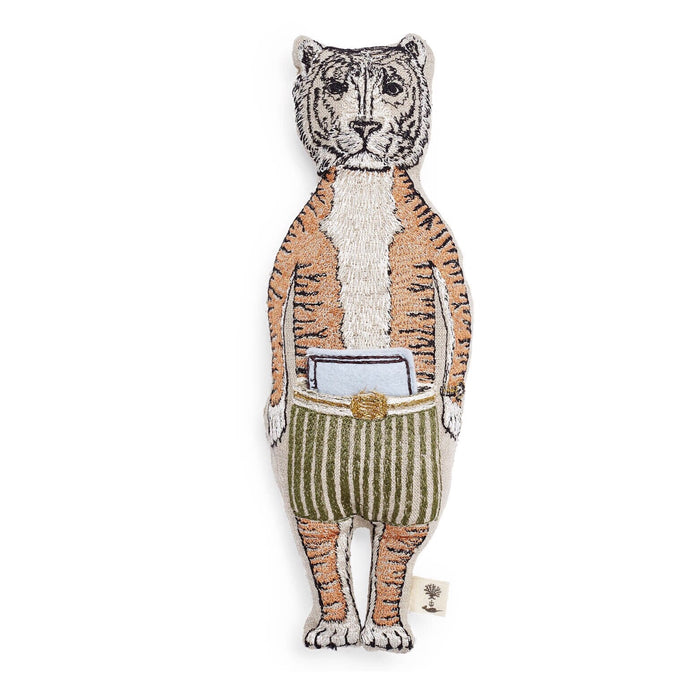 Tiger Pocket Doll