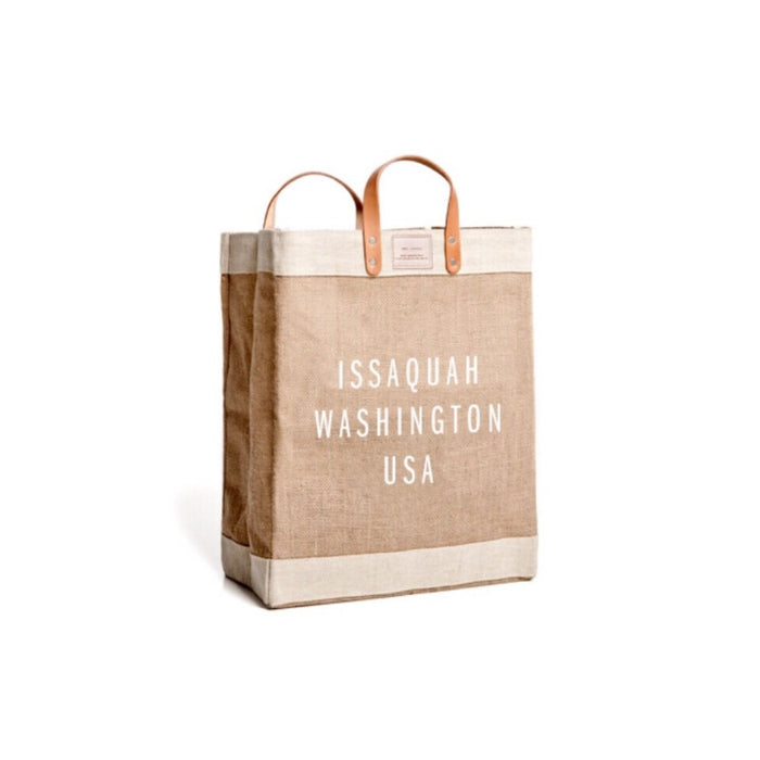 Issaquah Market Bag