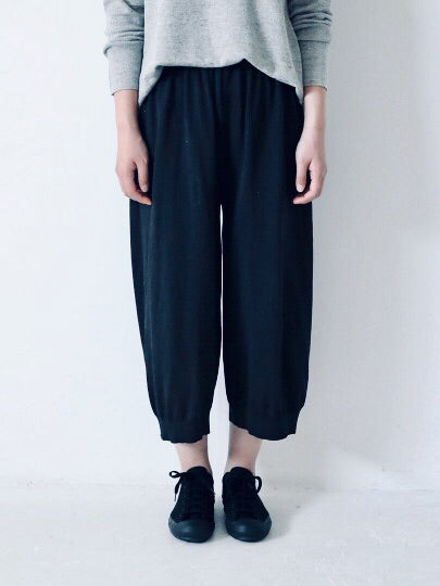 High Twist Cotton Pants