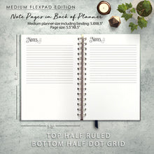 Load image into Gallery viewer, 2020 FlexPad Personalized Planner Rustic Mountain