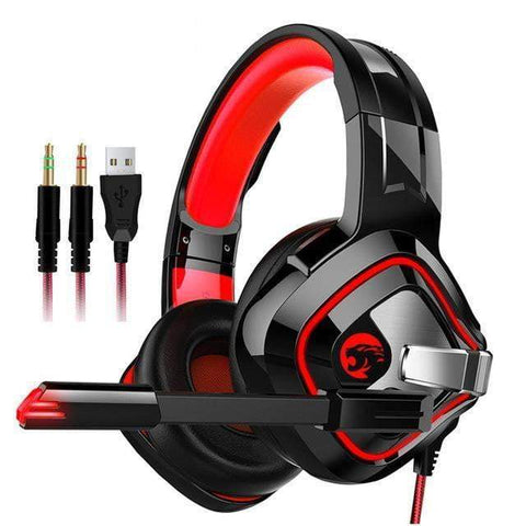 Casque Gaming PC<br> RGB casque de gaming Le Gaming