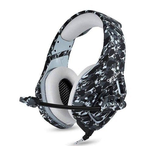 Casque Gaming PS4<br> Camouflage casque de gaming Le Gaming