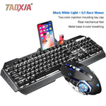 Clavier Gamer Mécanique<br> Souris incluse clavier Le Gaming