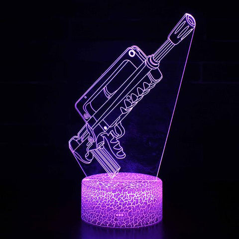 Lampe Fortnite<br> Scar Goodies Fortnite Le Gaming