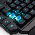 Mini Clavier Gamer<br>Le Mécanique clavier Le Gaming