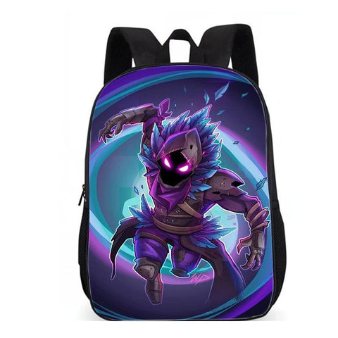 Sac à dos Fortnite<br> Skin Corbeau sac à dos Le Gaming