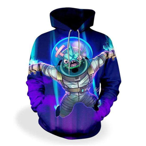 Sweat Fortnite <br>Skin Leviathan Sweat Le Gaming