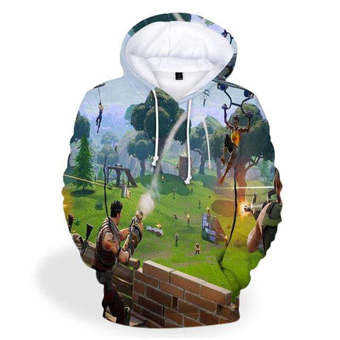 Sweat Fortnite<br> Battle Royale Sweat Le Gaming