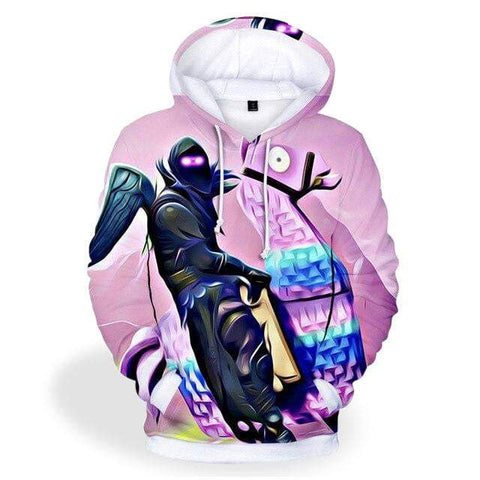 sweat Fortnite<br> Corbeau Skin Sweat Le Gaming