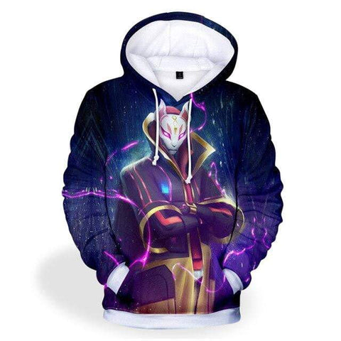 Sweat Fortnite<br>Skin nomade Sweat Le Gaming
