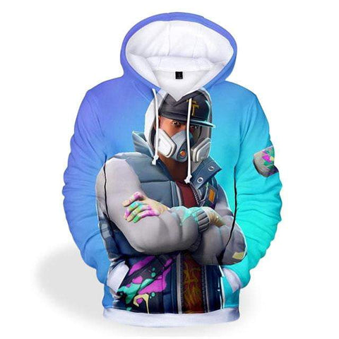 Sweat Fortnite<br>Tageur Sweat Le Gaming