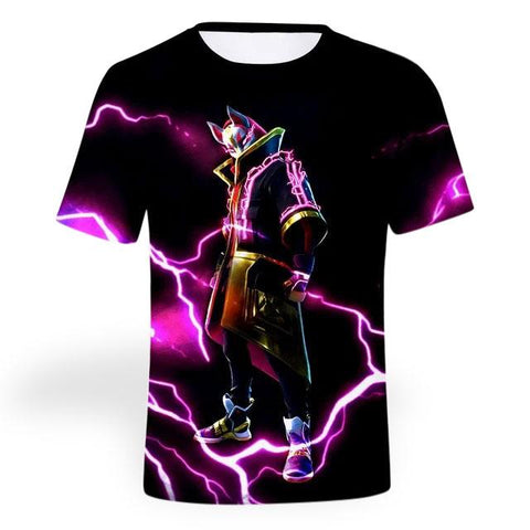 T-shirt fortnite<br> Nomade Electrique t-shirt Le Gaming