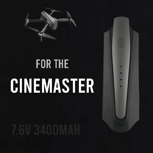 Cinemaster Drone Battery - EXO Drones