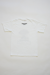 Exercise Snack Tee (White)